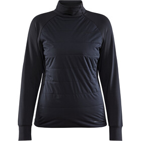 Craft ADV Storm Insulate Sweat-Shirt Femme, black